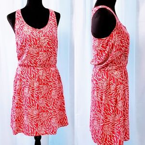 Banana Republic mid button dress with pockets! M💞